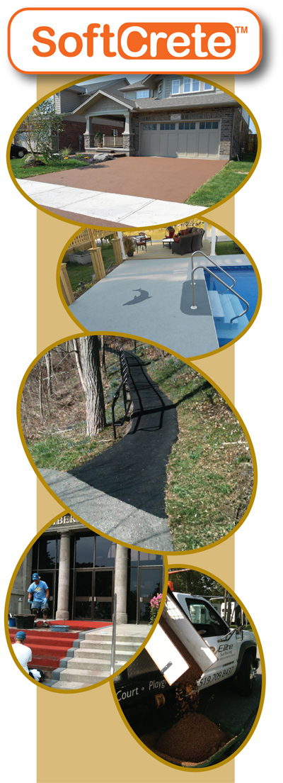 Rubber Surfacing in Ontario