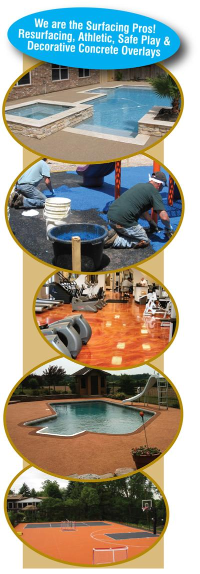 Elite Surfacing - Non Slip Surfaces
